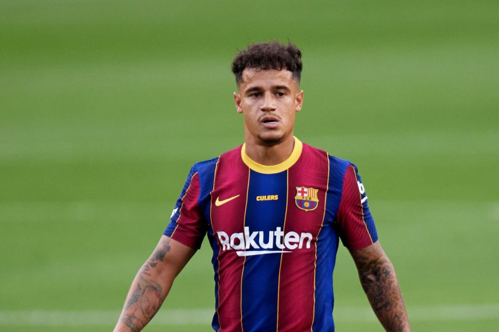 philippe coutinho to leave barcelona deepersport