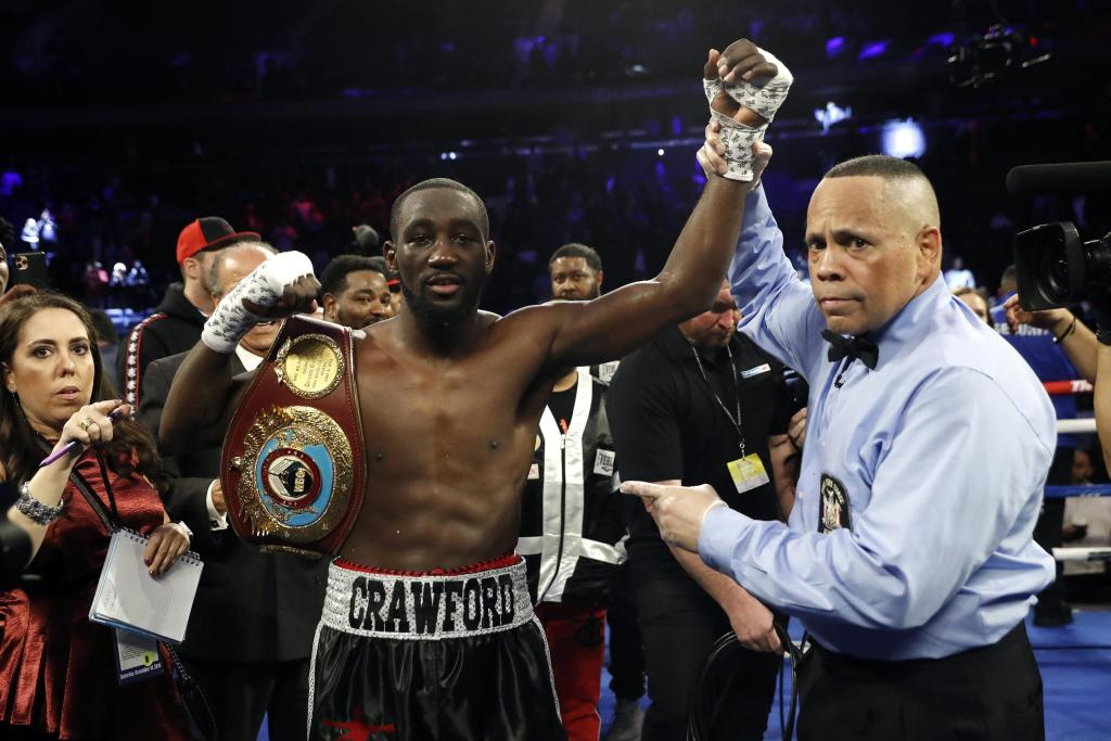terence crawford to fight mcgregor deepersport