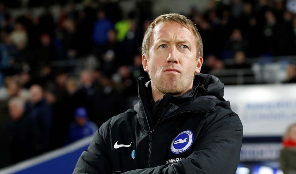 graham potter brighton deepersport