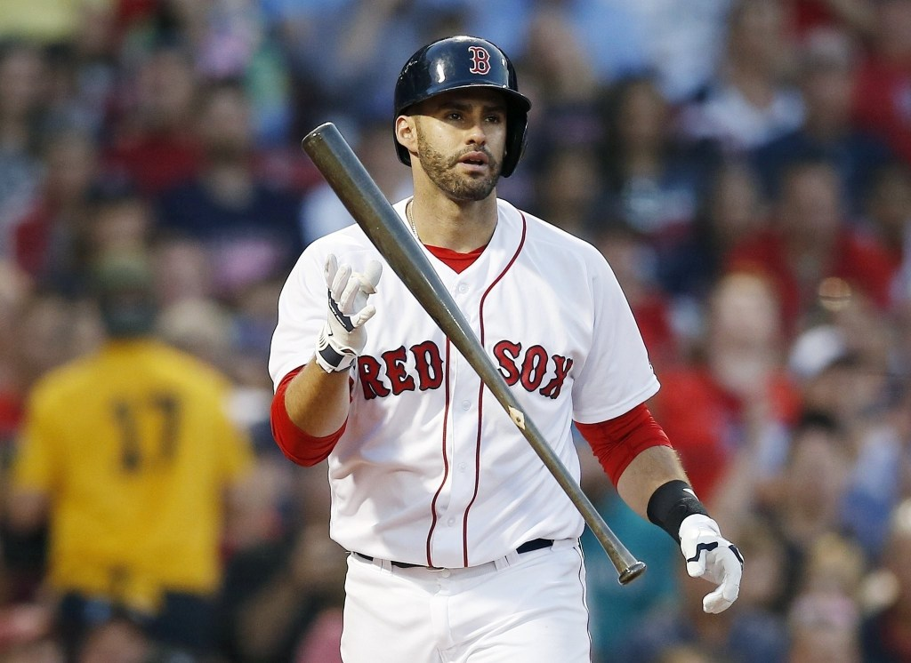 jd martinez sox mlb 2021 deepersport