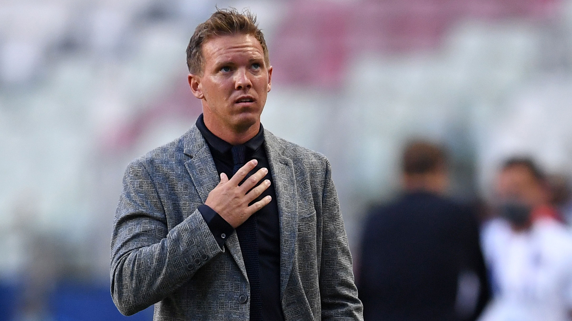 Julian Nagelsmann and the young manager's learning curve
