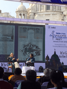 Deeper than Indigo - at the Victoria Memorial