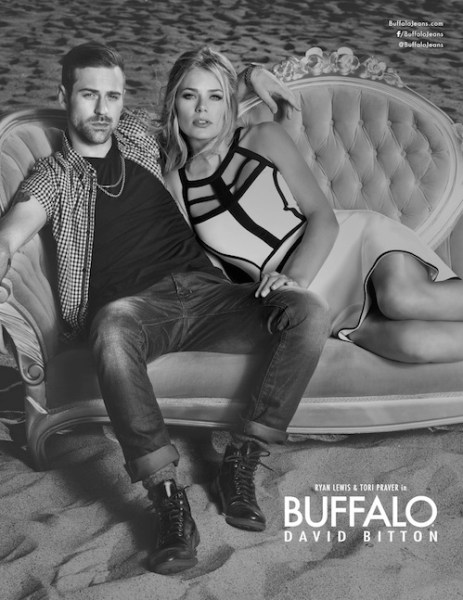 Ryan Lewis/Tori Praver (courtesy of Buffalo David Bitton)