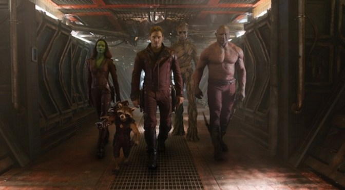 'Guardians of the Galaxy' Takes Box Office Crown With Over $10 Million Weekend