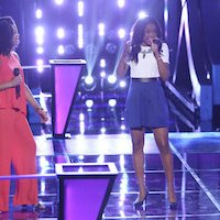 'The Voice' Q&A: Deja Hall, With Feet Planted, Shows Her True Colors