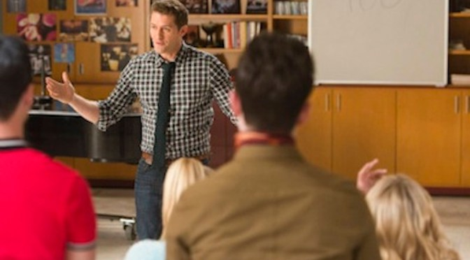 """Matthew Morrison On Glee's 100th Episode: """"It's Been Quite A Ride"""""""
