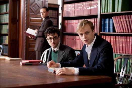 Kill Your Darlings (Daniel Radcliffe, Dane DeHaan)