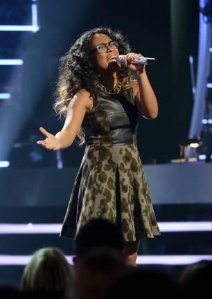 American Idol (FOX, CR: Michael Becker)
