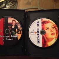 "Greer Garson's ""Desire Me"" & ""Strange Lady In Town"" Hits Warner Archive"