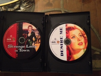 Desire Me, Strange Lady in Town (Warner Archive)