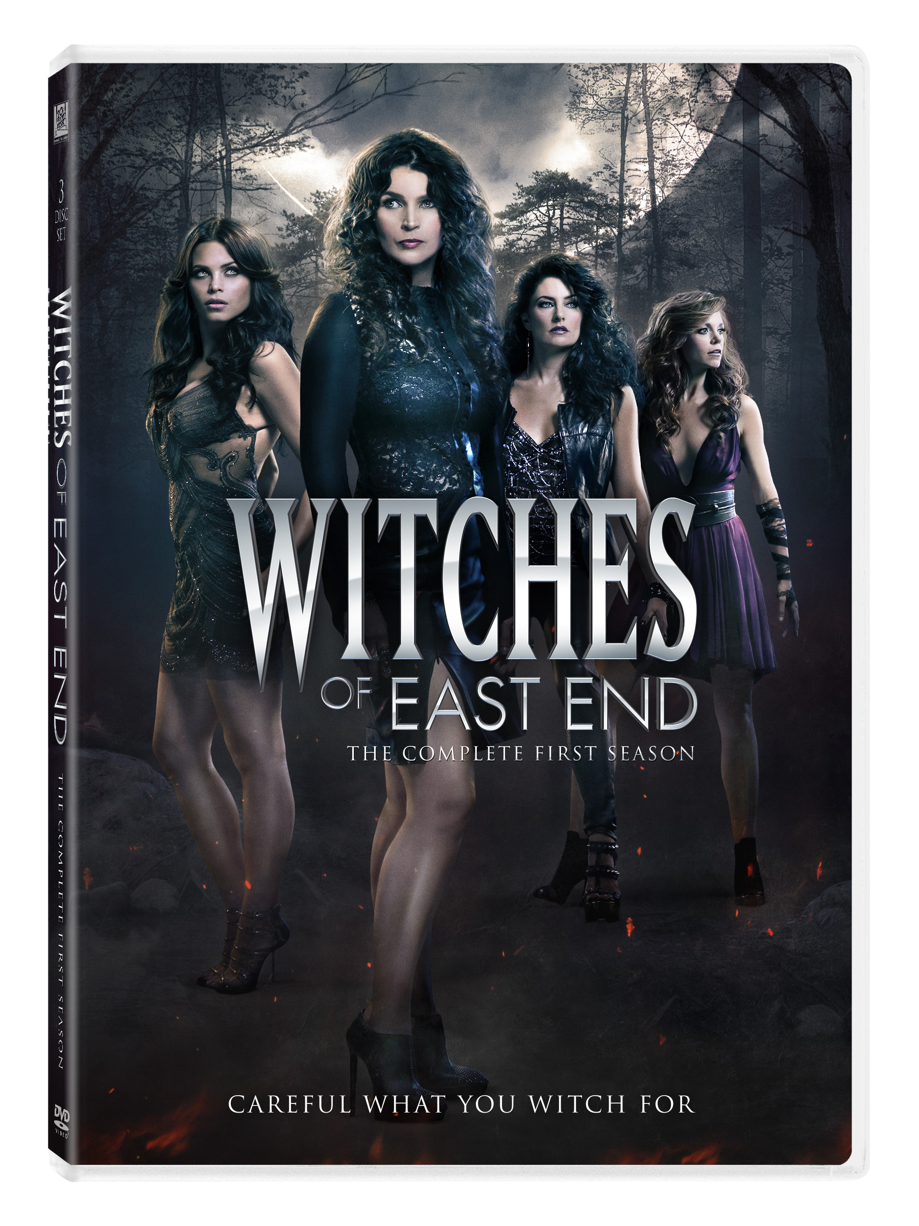 Witches Of East End Dvd Is Blessed With Bewitching First Season Deepest Dream