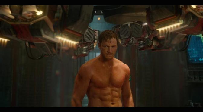 Chris Pratt On 'Guardians of the Galaxy' Rock Hard Physique