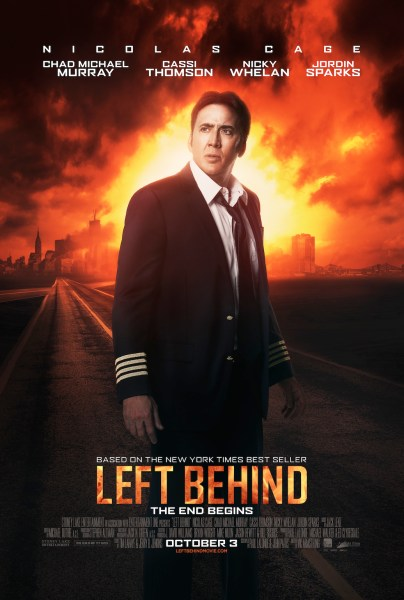 LEFT BEHIND (Stoney Lake Entertainment)