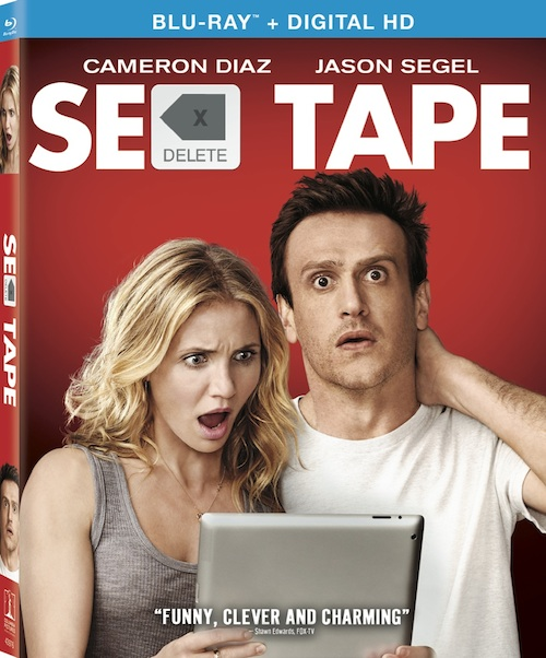 Sex Tape (Sony Pictures Home Entertainment)