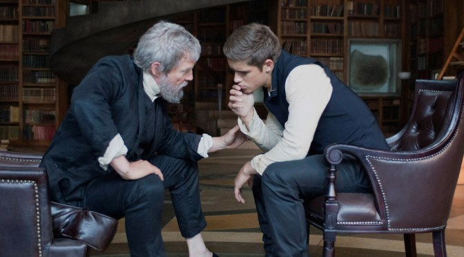 Jeff Bridges Imparts Father's Joyful Lessons With 'The Giver'