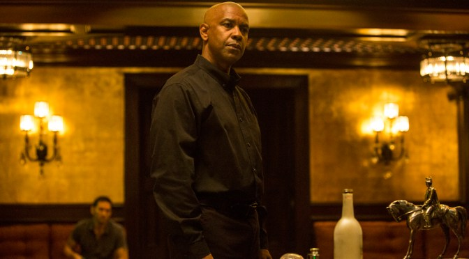 'The Equalizer' Bests Competition With $35 Million Weekend