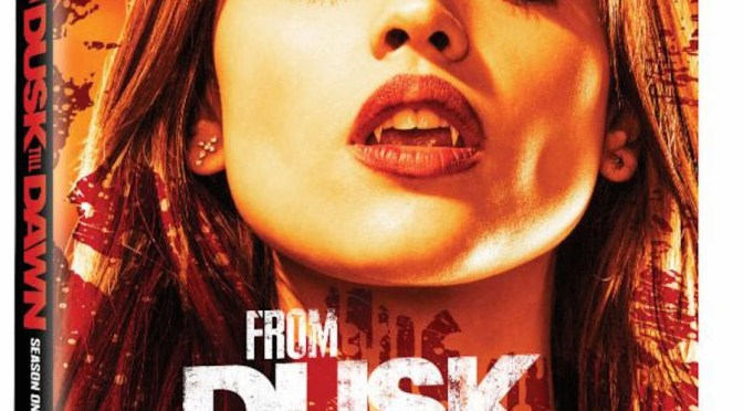 'From Dusk Till Dawn' Season One Blu-Ray Giveaway