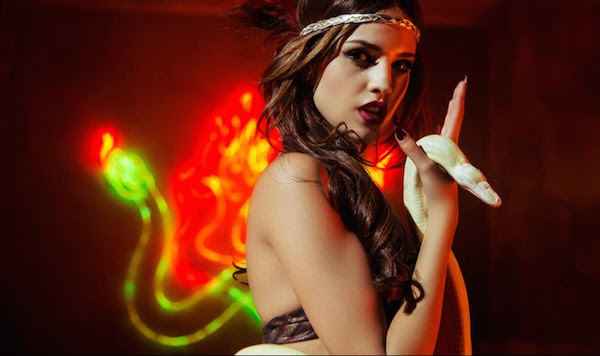 Eiza González, From Dusk Till Dawn (Entertainment One, El Rey Network)