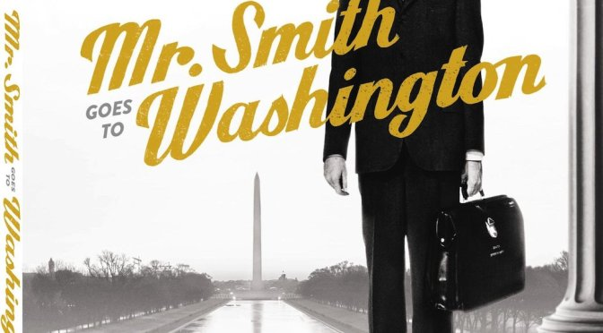 'Mr. Smith Goes To Washington' Celebrates 75 Years With Blu-Ray Release