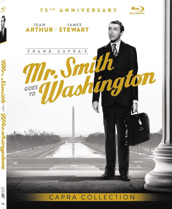Mr. Smith Goes To Washington (Sony Pictures Home Entertainment)