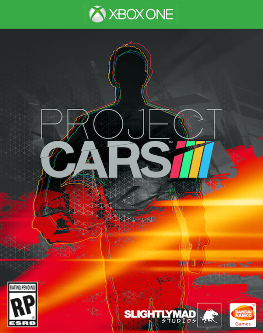 Project Cars Xbox One Cover -  (Bandai Namco Games America, Slightly Mad Studios)