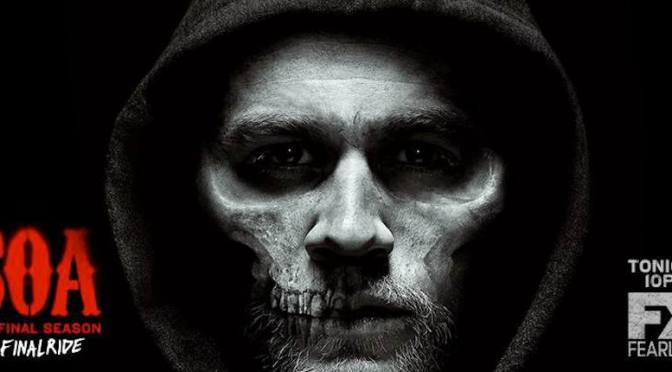 "Charlie Hunnam Takes ""Final Ride"" With 'Sons of Anarchy'"
