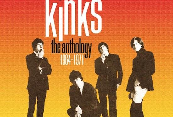 """""""The Kinks"""" Anthology Set Targets November 18 Release"""