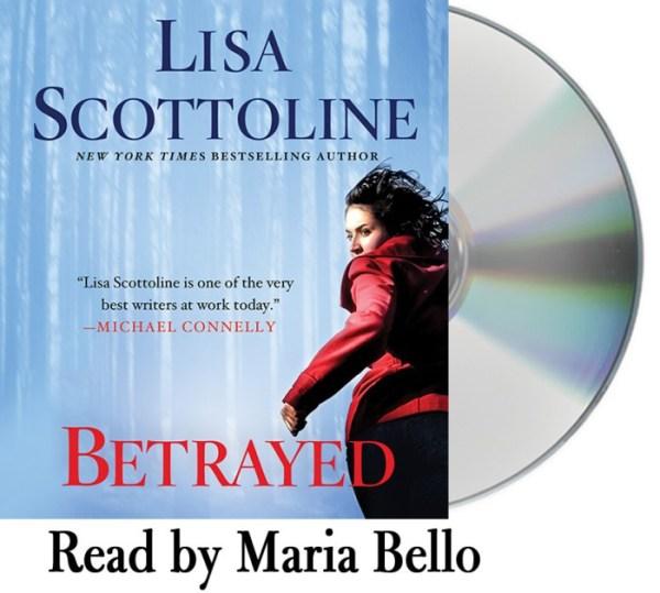 Betrayed - Macmillan Audio