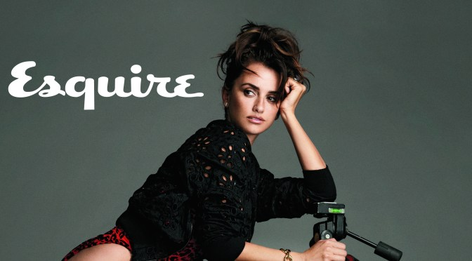 "Penelope Cruz Is Named Esquire's ""Sexiest Woman Alive"""