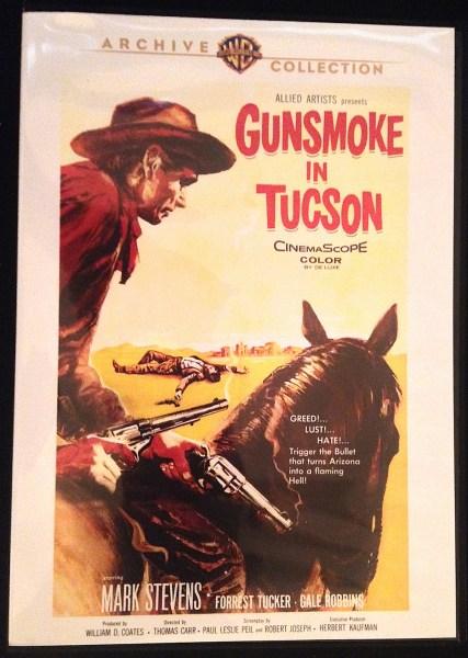 Gunsmoke in Tucson - Warner Archive