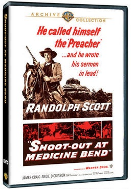 Shoot-Out At Medicine Bend - Warner Archive