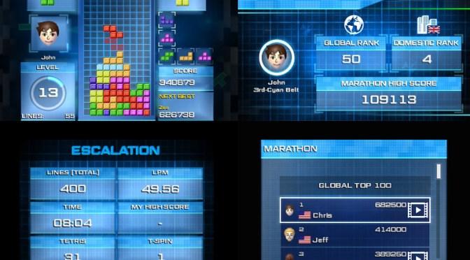 'Tetris Ultimate' Hits Nintendo 3DS In November
