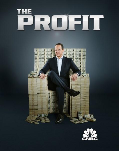 Marcus Lemonis, THE PROFIT -  (Photo by: CNBC)