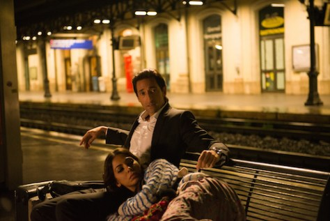 Adrien Brody and Moran Atias in 'Third Person' - Sony Pictures Home Entertainment