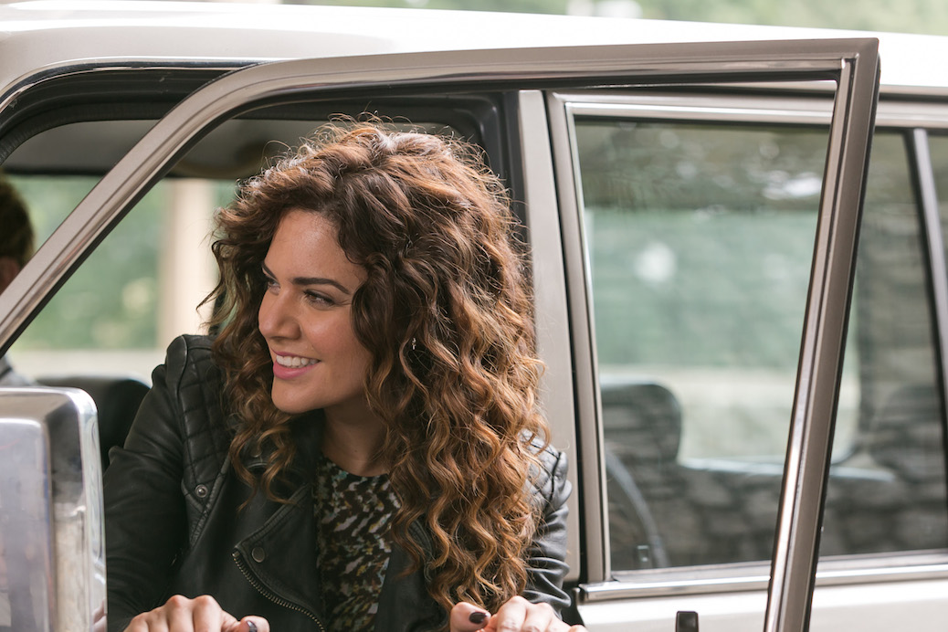 'Constantine' Actress Angélica Celaya Delivers With 'Zed' Appeal