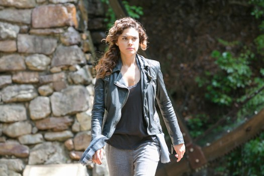 """CONSTANTINE -- """"A Feast of Friends"""" -- Pictured: Anjelica Celaya as Zed -- (Photo by: Tina Rowden/NBC)"""