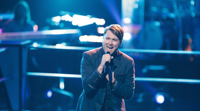 "'The Voice' Artist Luke Wade on Performing: ""To Me, It's Like Going Home"""