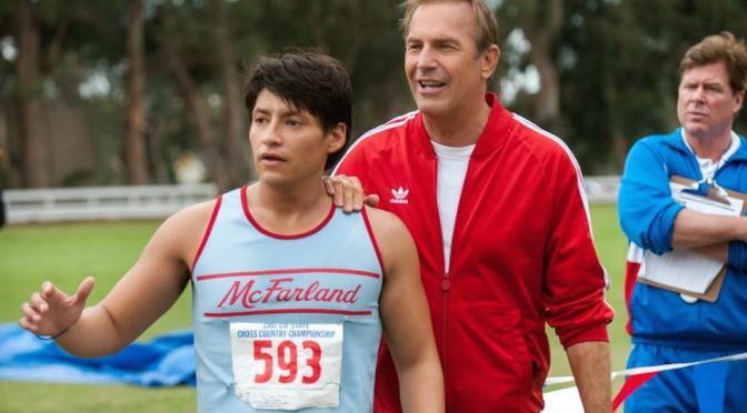 'McFarland, USA' Trailer Has Kevin Costner Off & Running