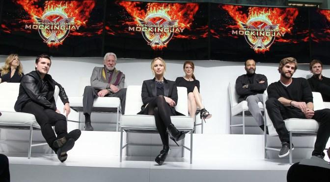 "Jennifer Lawrence On ""Complicated"" Feelings On Finishing 'Hunger Games'"