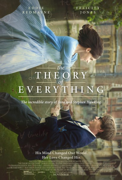The Theory of Everything (Focus Features)