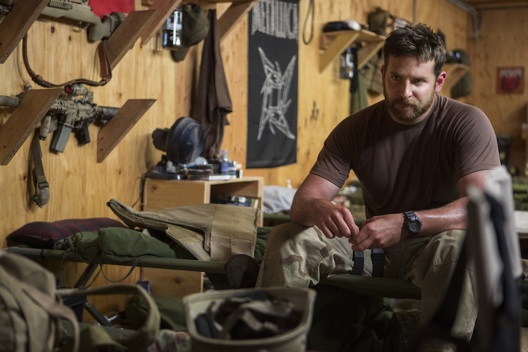 "Clint Eastwood Puts Cinematic ""Heart"" Into 'American Sniper'"