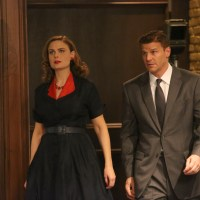 Bones Celebrates 200th Episode With Film Noir Swagger