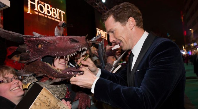 Benedict Cumberbatch On Tolkien & The Hobbit's Heroic Journey