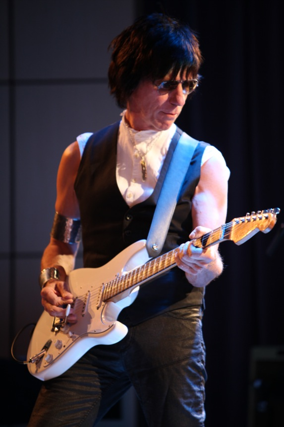 Jeff Beck - Mad Ink PR