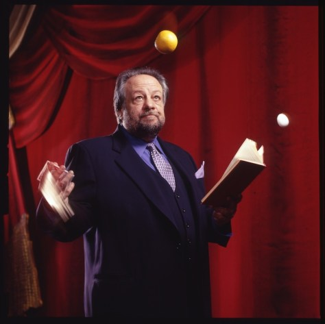 Ricky Jay. Photo credit: Theo Westenberger/Autry Museum