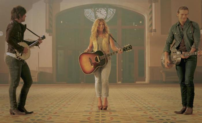 The Band Perry - Kenny Brown