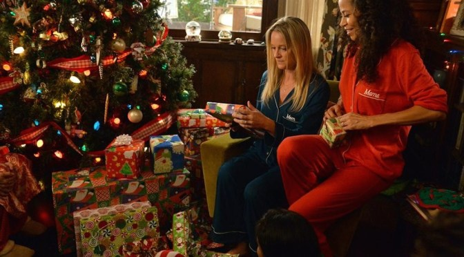 "'The Fosters' Celebrate Holiday Spirit With ""Christmas Past"" Episode"