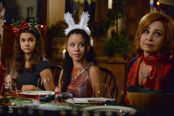 The Fosters Celebrate Holiday Spirit With Quot Christmas