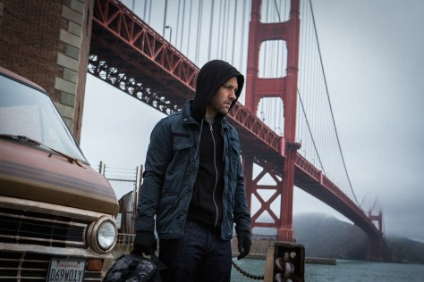 MARVEL'S ANT-MAN - Shot on location in San Francisco, Paul Rudd stars as Scott Lang AKA Ant-Man, .in Marvel Studio's Ant-Man, scheduled for release in the U.S. on July 17th, 2015...Photo Credit: Zade Rosenthal..© Marvel 2014