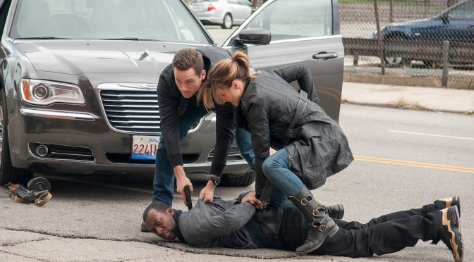 "Sophia Bush & Jesse Lee Soffer Talk ""Integrity"" On ""Chicago P.D."""